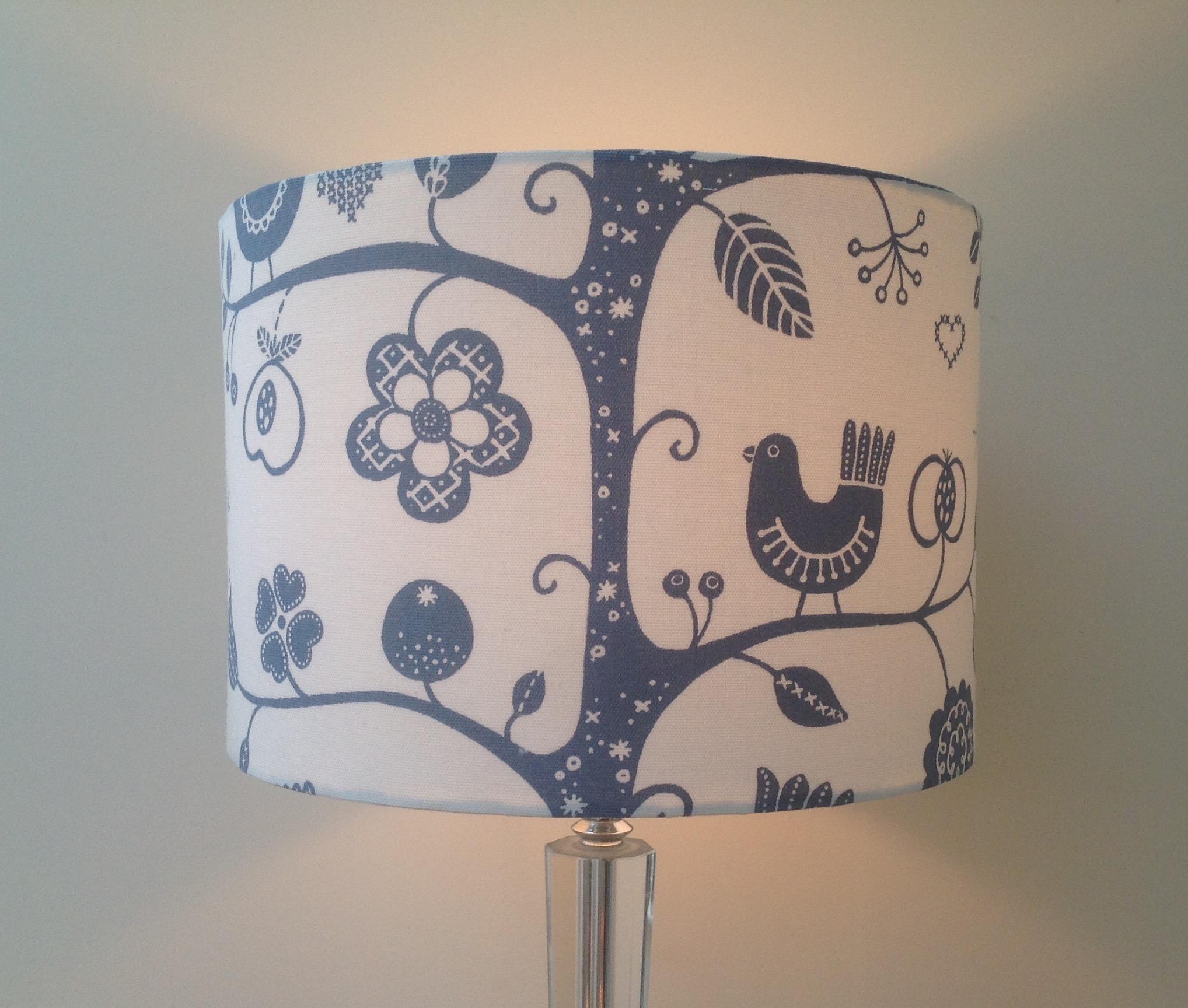 Scandinavian style lampshade
