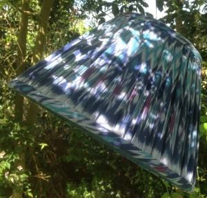 blue ikat reduced