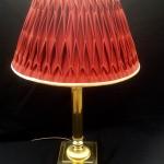 Silk Lampshade handmade